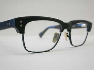 854b9a6a5192 DITA GRAND RESERVE TWO DRX-2061C 52 Matte Black Glasses Eyewear ...