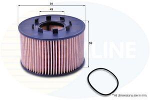 Comline-Filtro-de-aceite-del-motor-EOF082-Totalmente-Nuevo-Original