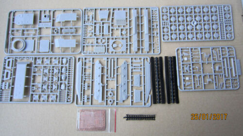 FV4005 183 mm on Centurion Hull model kit PE parts 1//72  ACE   # 72429