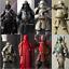 7-034-Star-Wars-Movie-Realization-Darth-Vader-Samurai-Darth-Maul-Action-Figure miniatura 1