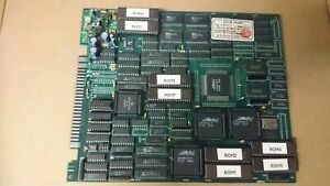 Wild-West-COW-BOYS-Moo-Mesa-PCB-Jamma-Boot