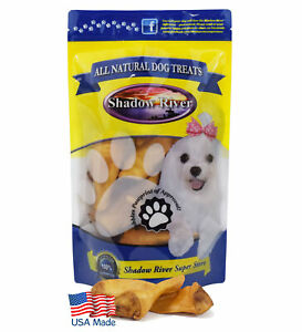 Shadow-River-USA-Premium-Smoked-Lamb-Ear-Treats-for-Dogs-10-Pack-Extra-Small