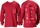 I Feel like Pablo Red Long Sleeve T shirt