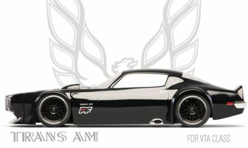 Proline Racing 1971 Pontiac Firebird Trans Am Clear Body For Vintage Trans Am