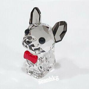 Swarovski-Puppy-Bruno-the-French-Bulldog-Crystal-Authentic-MIB-5213639