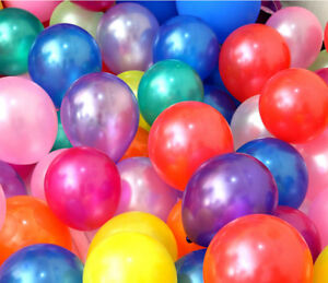 100pcs-10-inch-Pearl-Latex-Colorful-Thickening-Wedding-Party-Birthday-Balloon