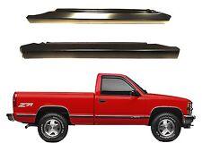 Replacement LH & RH Rocker Panels For 1988-1998 Chevrolet & GMC Trucks New USA
