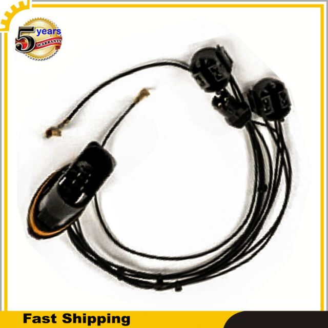 Headlight Wiring Harness Right Passenger For Mercedes W204