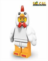 Lego Minifigures Series 9 71000 Chicken Suit Guy