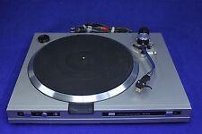 Vintage SANSUI FR D35 direct drive auto return turntable w Audio Technica cart
