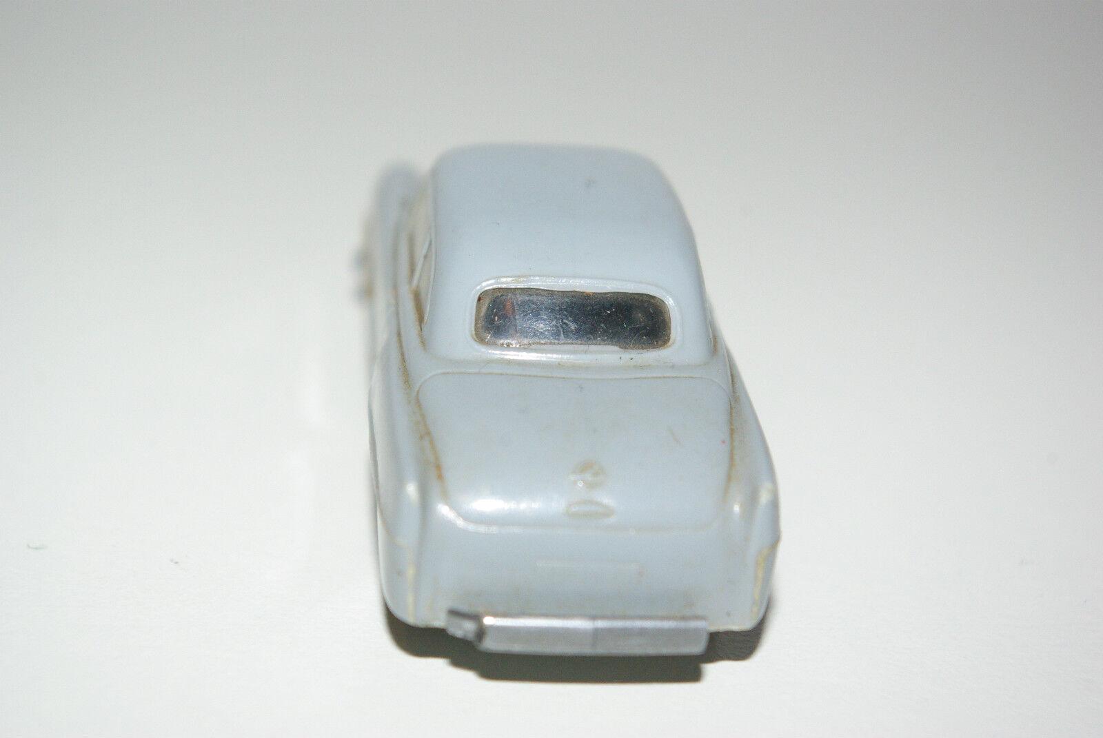 Siku Siku Siku v serie v83 V 83 Opel Rekord gris excellent condition plástico 5d70c3
