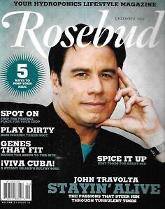 Rosebud Magazine John Travolta Cuba Best Foods Cars Hockey Hydroponics 2011