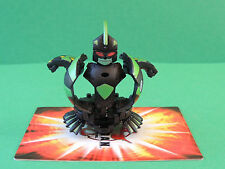 Bakugan Akwimos dark black Darkus Gundalian Invaders S3