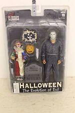 Neca Halloween Evolution of Evil Figure Set