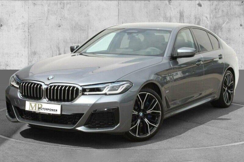 BMW 530e 2,0 M-Sport aut. 4d