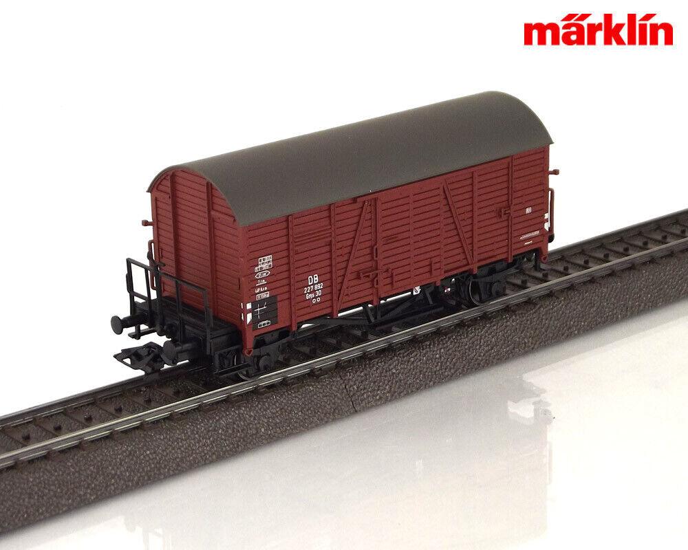 Märklin 29721-04 vagones GMS 30 de la DB EP + Artículo nuevo III
