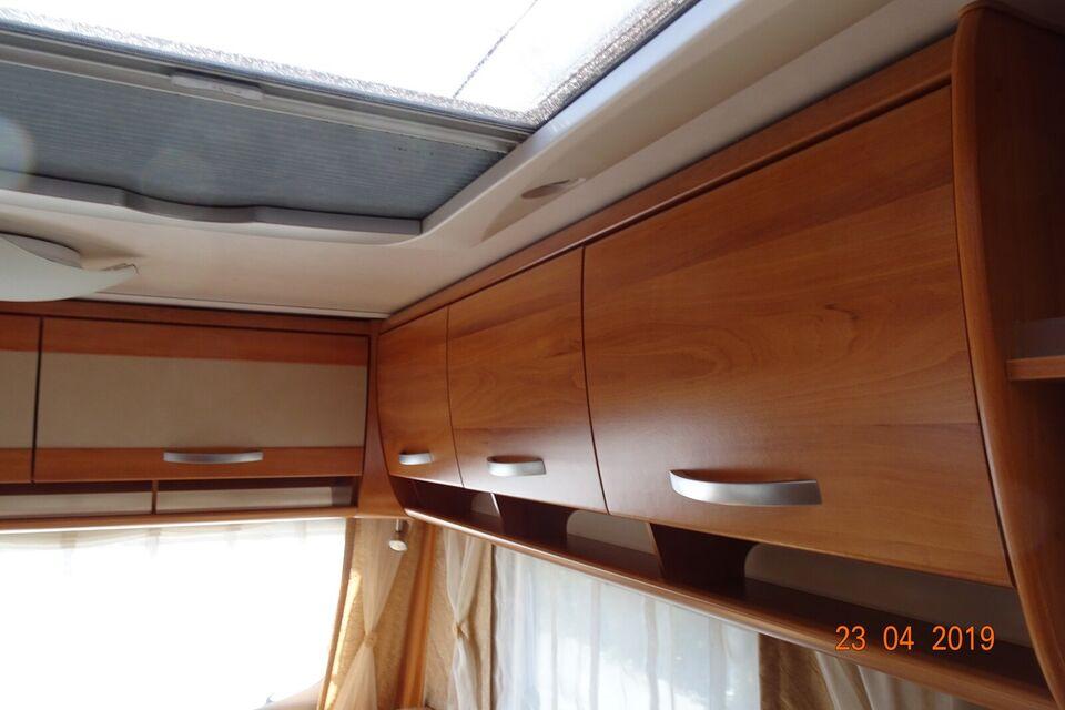 Hymer - Luksus campingvogn