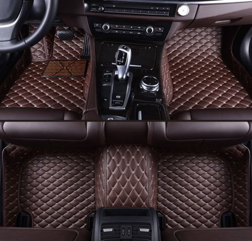 For BMW X7 G07 Car Floor Mats Carpets Custom Luxury FloorLiner Auto Mats 2019