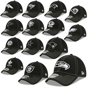 New-Era-Cap-39thiry-Stretch-Cap-NFL-Sideline-19-20-Seahawks-Patriots-Raiders-3rd