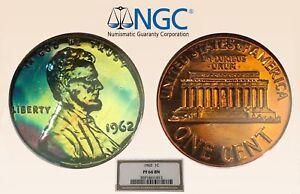 1962-1C-NGC-PF66BN-Monster-Toned-Top-Pop-9-Exist-RicksCafeAmerican-com