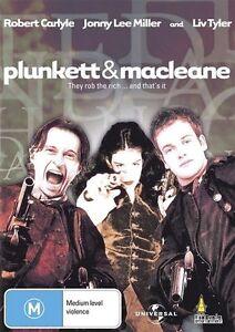 Plunkett-amp-and-Macleane-DVD-Robert-Carlyle-BRAND-NEW