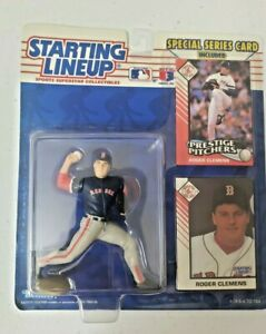 1993 MLB Starting Lineup Figure ROGER CLEMENS Red Sox