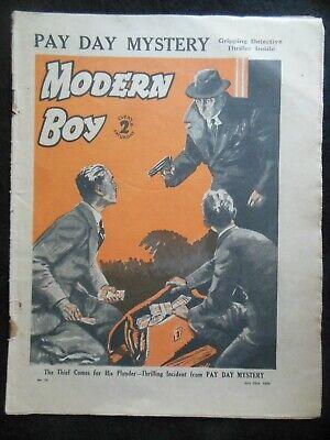 The Modern Boy (July 29th 1939) Vintage Boy's Comic ...