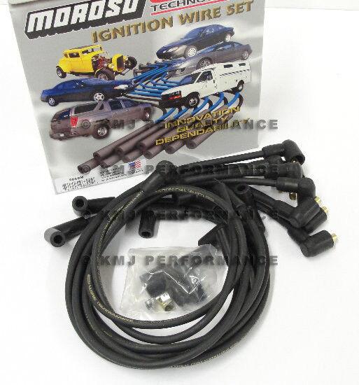 Taylor Spark Plug Wire Set 14030; Full Metal Jacket 8mm for Harley-Davidson