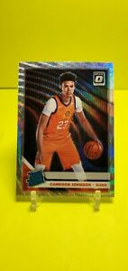 2019-20-Donruss-Optic-Cameron-Johnson-Silver-Wave-Rated-Rookie-200-PHO-Suns