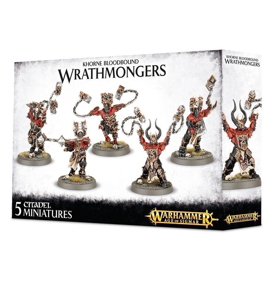 Warhammer fantasy   alter von sigmar wrathmongers nib