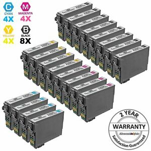 20-Ink-Cartridges-for-Epson-220-XL-T220-WorkForce-WF-2750-WF-2760-Black-amp-Color