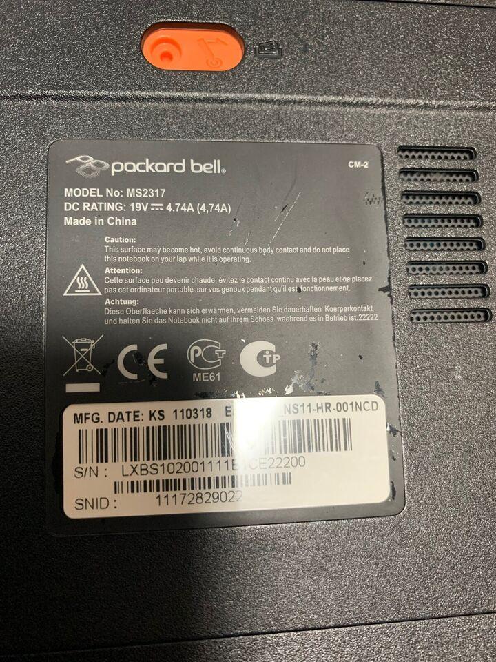 Packard Bell, God