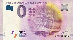 98 - Musée Océanographique De Monaco - Navire Seconde Princesse Alice - 2016 Hmuhyskm-08001612-315083533