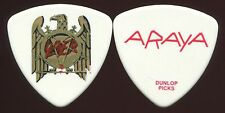 SLAYER 2012 Mayhem Festival Tour Guitar Pick!!! TOM ARAYA custom concert stage