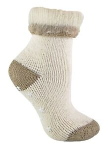 Alpaca Gripper Socks Ankle Cut