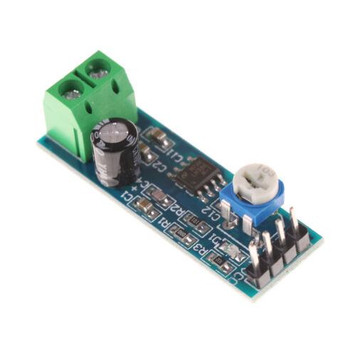 LM386 DC 5 V-12 V Mini Mikro-audio-verstärker Modul Board Mono AMP Modul H ML