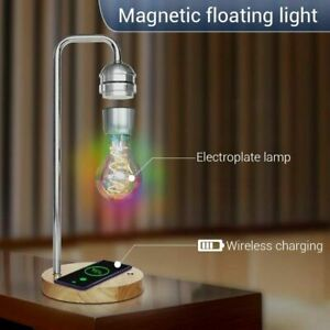 Wireless-charging-floating-desk-lamp-office-home-creative-floating-light-bulb