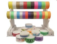 """Wristbands Tyvek 3/4"""" Security Event Paper Like Plain or Custom Printed id bands"""