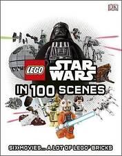 Lego Star Wars en 100 escenas por Dorling Kindersley Ltd (tapa Dura, 2015)
