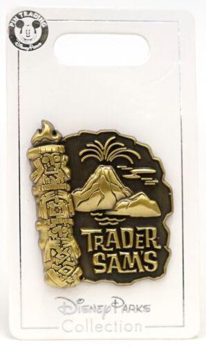 New Disney Parks 2018 Polynesian Village Resort Trader Sam/'s Uh-Oh Volcano Pin