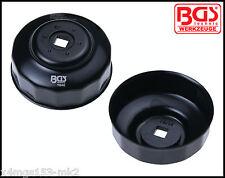 BGS-Filtro De Aceite Copa Llave Vw, Merc, Bmw, Audi - 76 Mm X 14-Pro - 1046