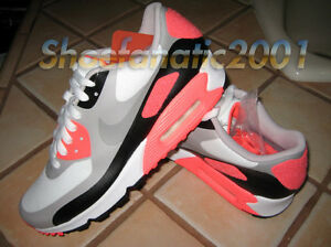 wholesale dealer 4891d a92e2 Image is loading Nike-Air-Max-90-Infrared-V-SP-Patch-