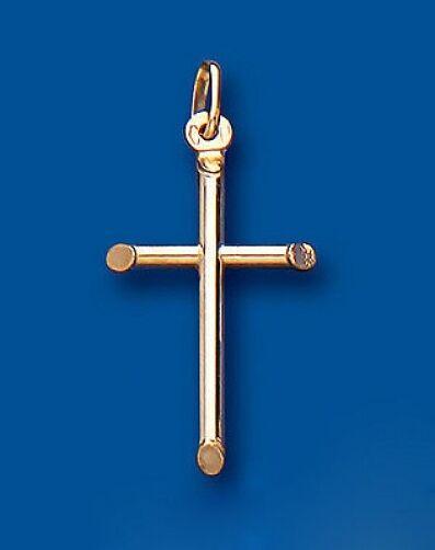 gold Cross Pendant gold Cross Yellow gold Cross