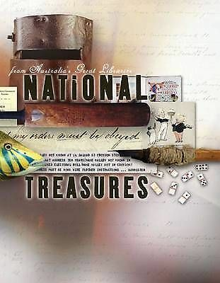 National Treasures From Australia's great Libraries. Books. Collection. 2005.