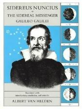 Sidereus Nuncius, or The Sidereal Messenger by Galilei, Galileo