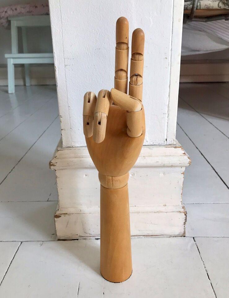 Træhånd Tegnehånd