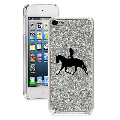 For Apple iPod Touch 4th 5th 6th Rubber Hard Case Cover Horse Head