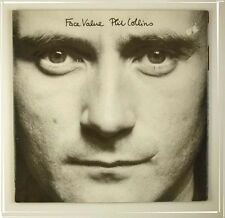 """12"""" LP - Phil Collins - Face Value - B1301 - washed & cleaned"""