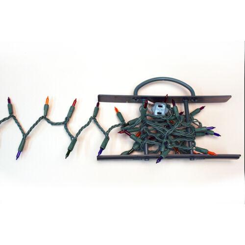GE String-A-Long 600-Count Multicolor Mini Lights CHRISTMAS LIGHTS LOR BULK