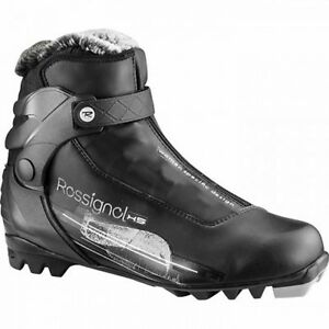 NEW ROSSIGNOL X5 FW LADIES' NNN XC Cross Country SKI BOOTS - 35, 36